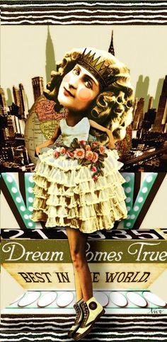 Dreams Come True by Two Dresses Studio Images from Tumble Fish Studio kits at DeviantScrap.com