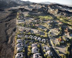 Economic Collapse Seen Through Aerial Photos of Abandoned Mansions | WIRED