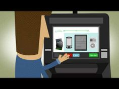 Meet ecoATM Get paid for recycling your old phones, mp3 players and tablets at ecoATM. Watch how it all works in the video below, and head over to the right-hand column and find your local ecoATM.
