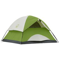 Coleman Sundome 3-Person Tent : Family Tents : http://amzn.to/2t1zkEY