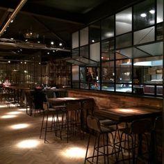 Cafe Panache Amsterdam West Ten Katestraat restaurant nieuw