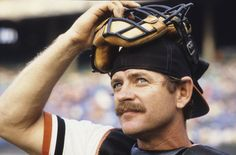 Rick Dempsey, Oriole pitcher-great to talk to!