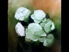 White Roses by Sandy McTier Designs