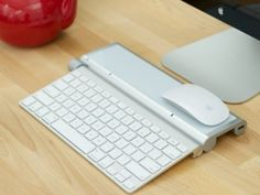 Charge your wireless Apple devices in this charging station. #CraveIt #technology