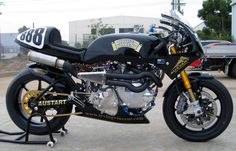Irving Vincent Motorcycle