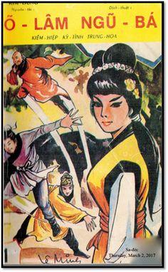 Võ Lâm Ngũ Bá Quyển 1 (NXB Hương Nam 1964) - Kim Dung, 336 Trang