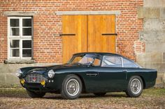 1962 Aston Martin  Maintenance/restoration of old/vintage vehicles: the material for new cogs/casters/gears/pads could be cast polyamide which I (Cast polyamide) can produce. My contact: tatjana.alic@windowslive.com