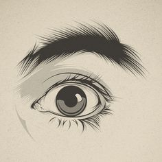 Behance :: Eye Sudy by Cranio Dsgn