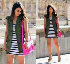 girly, tough and bright all at once!