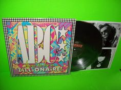 ABC HOW TO BE A ZILLIONAIRE 1985 VINTAGE NEW WAVE SYNTH-POP ELECTRO VINYL LP #ABC #VintageVinyl #NewWaveRecords