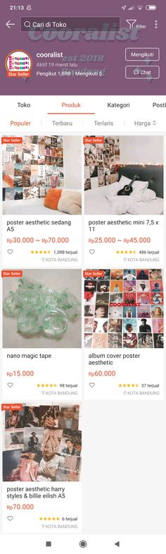 Baby Room Diy, Baby Room Decor, Diy Wall Decor, Bedroom Decor, Online Shop Baju, Easy Diy Projects, Projects To Try, Aesthetic Room Decor, Shops