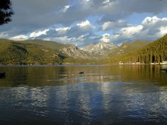 4) Grand Lake ((((near rocky mountain national park... 2hrs NW of DEN... winter park, granby, fraser on the way))))