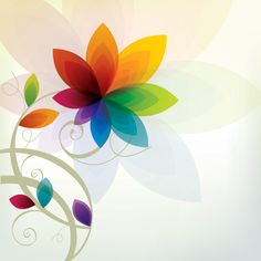 Collection Of Free Vector Flowers » Design You Trust