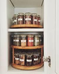 Kitchen Organization Pantry, Spice Organization, Home Organisation, Kitchen Pantry, Diy Kitchen, Kitchen Storage, Kitchen Decor, Kitchen Ideas, Pantry Ideas