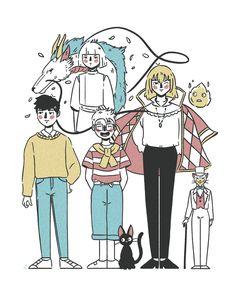 Ghibli Squad