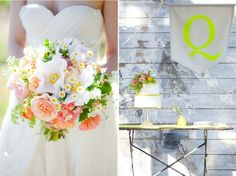 Romantic-wedding-inspiration-classic-with-modern-neon-pops-1.full  romantic/ vintage/ but still clean, modern and fresh.
