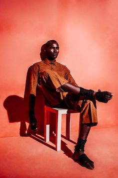 British Nigerian designer Tokyo James unveiled his Spring/Summer 2016 campaign, shot by Kadar Enyeasi and styled by Fumi Fagbami.
