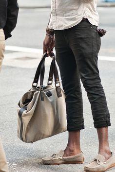 Raisons d'Etre - Great Bag !!!, black pants, fashion, women's fashion