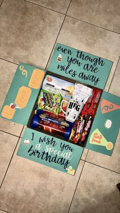 70 Ideas Birthday Gifts For Husband From Wife Diy Care Packages For 2019 Cute Birthday Gift, Birthday Gifts For Best Friend, Diy Birthday, Best Friend Gifts, Sister Gifts, Birthday Presents, Deployment Care Packages, Deployment Gifts, Military Deployment