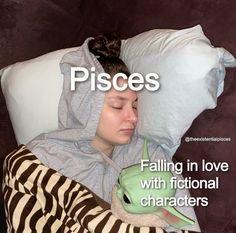 Pisces Traits, Pisces And Sagittarius, Pisces Love, Pisces Quotes, Zodiac Signs Pisces, Zodiac Signs Astrology, Zodiac Memes, Zodiac Star Signs, Zodiac Horoscope