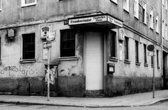 Auch das Gerberviertel ist vor seiner Sanierung in den 1980er Jahren ein städtisches Schmuddelkind. Foto: Leserfotograf rena