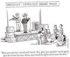 OCD Square Dancers