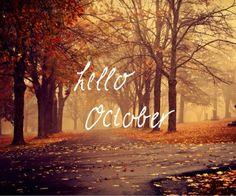 Bild über We Heart It http://ift.tt/1Z9CKy5 #october #byeseptember