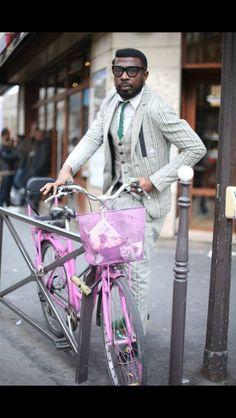Black Dandy #Paris