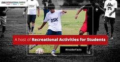 At DSKIC, we make sure that our students are always growing and engaging in activities outside of the curriculum. To keep their minds and bodies sharp, they can spend time playing their favourite sport and even participate in tournaments. #Students #Curriculum #ExtraCurricular #Sports #Activities