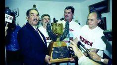 Ciudad de México.- Tim Johnson debuta ganando! Un 4 de Septiembre de 1999, los Diablos Rojos del México llegaron a doce campeonatos de la Li...