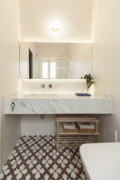 El baño - AD España, © Macarena Gross