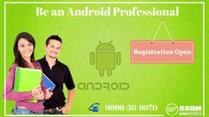 Google offers Android operating system to smartphone manufacturers without payment for its license. This is one of the major advantages of Android which had attracted users as a platform to innovate more new apps based on it. Take Android Training From SSDN Technologies. Best Environment to learn.