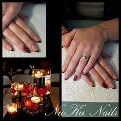 #rednails#redfrenchdesign#christmasnailart#beautifullnailart#nails