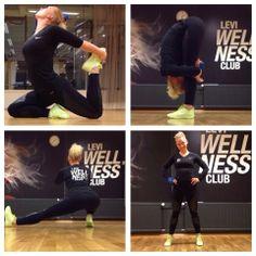 Fitness From The North: Juoksukenkinä Nike?