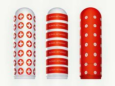 Interesting packaging design concept and colors for hair repair IMPDO.