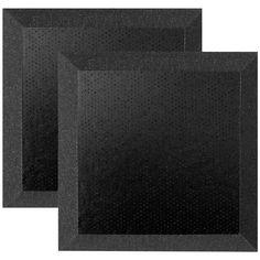 Ultimate Acoustics - Absorption Panel - Charcoal (Grey), ULA 17613 2U
