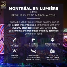 Designed for travellers seeking comfortable, affordable accommodations in Montreal, Hotel Le Roberval offers spacious suites and home-like amenities. Winter Festival, Montreal Canada, News Articles, Family Activities, Blog, Blogging