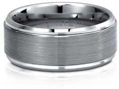 #Berricle                 #ring                     #Step-Down #Design #Brushed #Tungsten #Carbide #Ring #Band #Comfort ##r427    Step-Down Design Brushed Tungsten Carbide Ring Band Comfort Fit 9 mm #r427                              http://www.seapai.com/product.aspx?PID=1263739