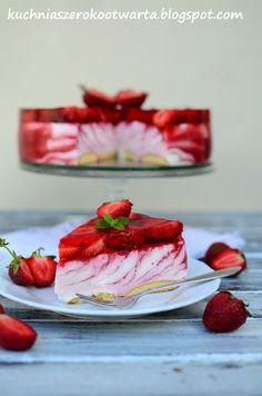 Bread Recipes, Cooking Recipes, Healthy Cake, Polish Recipes, Coffee Break, Cheesecakes, No Bake Cake, Cupcake Cakes, Panna Cotta