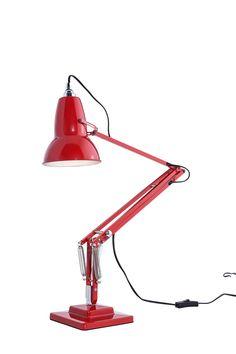 Anglepoise® Original 1227™ Desk Lamp http://www.atakdesign.pl/pl/p/Original-1227-lampa-biurkowa/3032