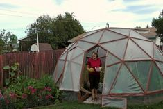 Northern Home Garden, growing food without owning a speck of land!