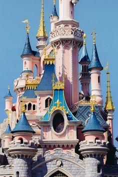 Sleeping Beauty's castle, Disneyland Paris
