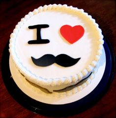 Top Moustache Movember Cakes - Top Cakes - Cake Central