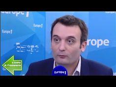 Florian PHILIPPOT (8/05) se défend d'avoir relayé des #FakeNews #MacronLeaks - YouTube