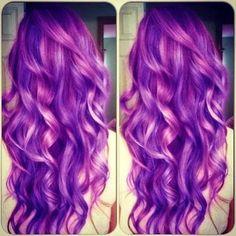 Cabelos coloridos - inspiracões    por Francielly Oliveira | Cantinho Fashion       - http://modatrade.com.br/cabelos-coloridos-inspirac-es