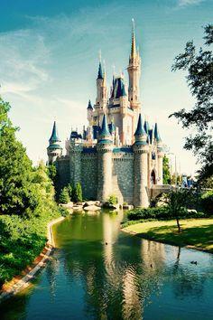 Cinderella's Castle <3