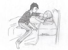 Tris and Tobias Divergent :)
