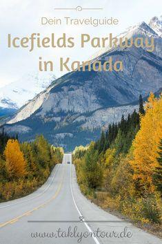 ➟ Hier findest du alle Tipps und Informationen für deine Fahrt über den Icefields Parkway in Kanada. Mach deine Fahrt zu einer unvergesslichen Reise auf der Traumstraße durch die Rocky Mountains.