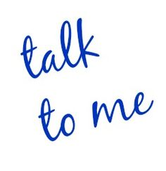 talk to me - Google Search