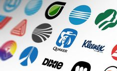 Saul Bass created many great logos for clients such as AT&T, Minolta, Warner Bros, Girl Scouts of America, Kleenex, Continental Airlines (circa 1968), United Way, and United Airlines, Rockwell International to name just a few. His process has a lot offer to designers and marketers seeking to create